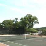 Crystal Falls Real Estate | Community tennis court near Crystal Falls Golf Club