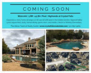 Crystal Falls Coming Soon Highlands - Western Justice