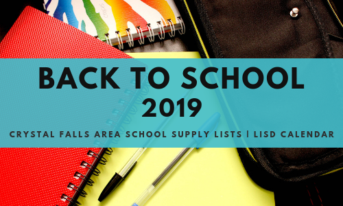 School supply lists and Leander ISD calendar